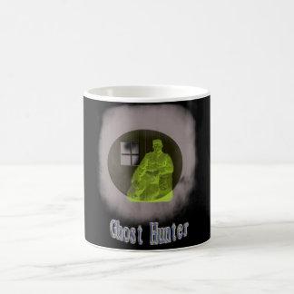 Ghost hunter designs coffee mug