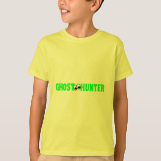 Ghost Hunter Eyes T-Shirt