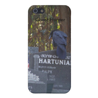 Ghost hunter phone case iPhone 5/5S case