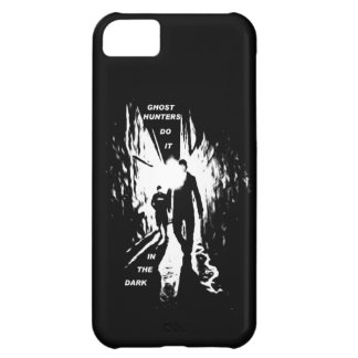 ghost hunters do it in the dark iphone 5 case
