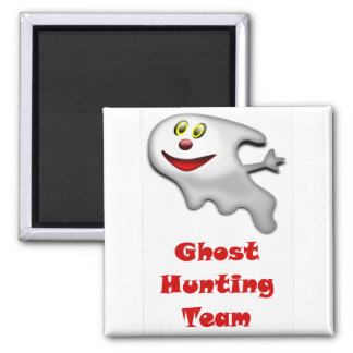 Ghost Hunting Team Fridge Magnets