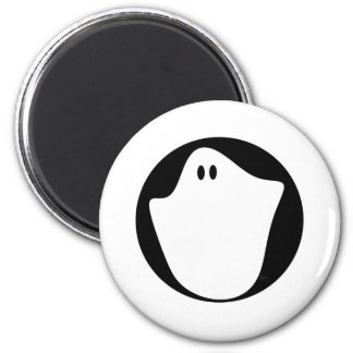Ghost Refrigerator Magnets