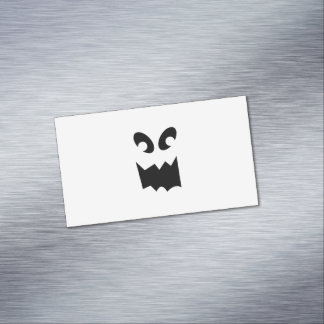 Ghost Magnetic Business Cards
