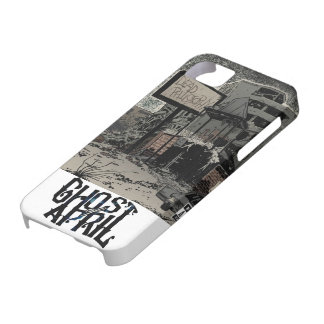 Ghost of April iPhone Cover Dead Philosophy Cover