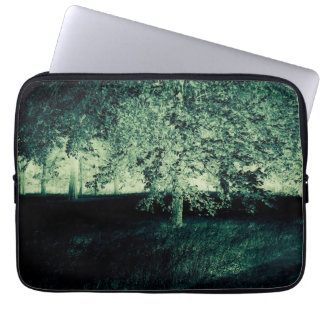 Ghost Of The Tree Laptop Sleeve