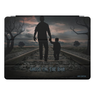 Ghost On The Rail iPad Pro Cover