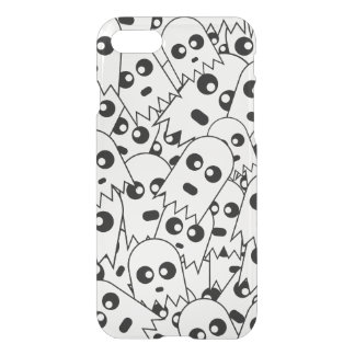 Ghost Pattern iPhone 7 Case