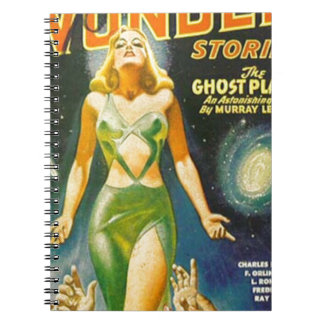 Ghost Planet Notebook