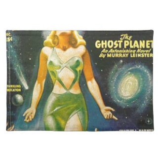 Ghost Planet Placemat