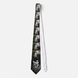 Ghost Plant Tie