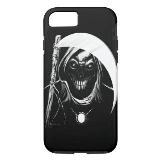 Ghost Reaper Iphone Case