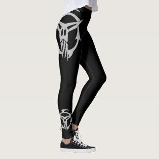 Ghost Recon On Black Leggings