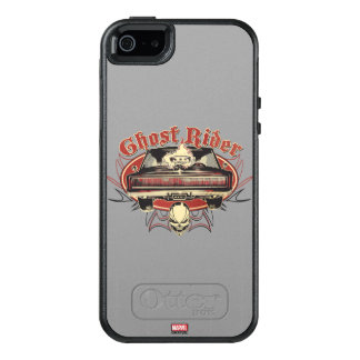 Ghost Rider Badge OtterBox iPhone 5/5s/SE Case