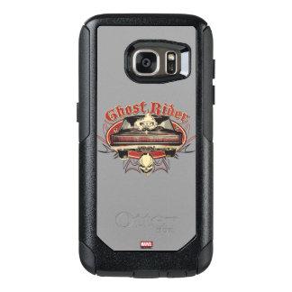 Ghost Rider Badge OtterBox Samsung Galaxy S7 Case