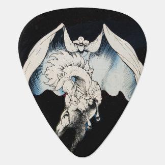 ghost rider guitar pick