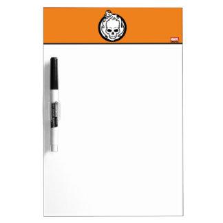 Ghost Rider Icon Dry Erase Board