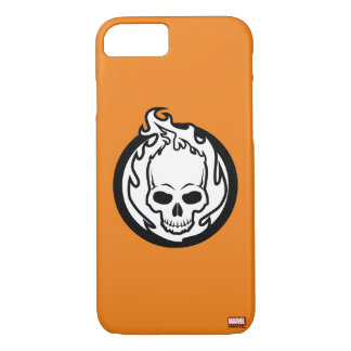 Ghost Rider Icon iPhone 8/7 Case