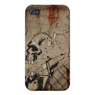 Ghost Rider - iPhone 4 Case