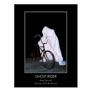 Ghost Rider R513 Postcard