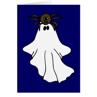 Ghost Rider Spider Halloween Party Invitation Greeting Card