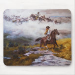 Ghost Riders in the Sky Mouse Pads