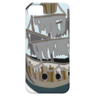 Ghost Ship Barely There iPhone 5 Case