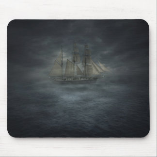Ghost Ship Mouse Pad