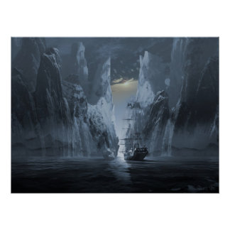 Ghost ship series: Lost expedition Poster