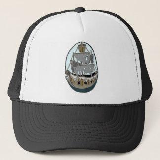 Ghost Ship Trucker Hat