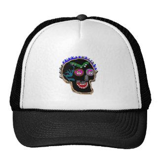 GHOST SKULL CARTOON HALLOWEEN HATS
