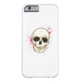 Ghost Skull Face Halloween Spooky Gif Barely There iPhone 6 Case