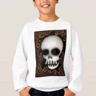 Ghost Skull Sweatshirt