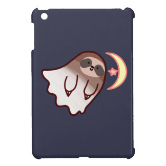 Ghost Sloth iPad Mini Cases