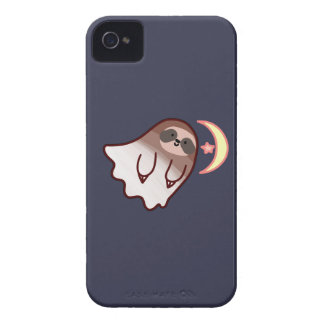 Ghost Sloth iPhone 4 Case