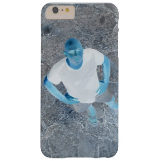 Ghost Speaks Through Cell Phone Barely There iPhone 6 Plus Case