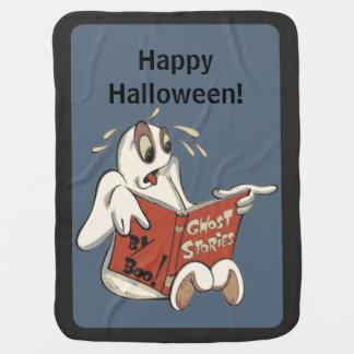 Ghost Stories Baby Blanket