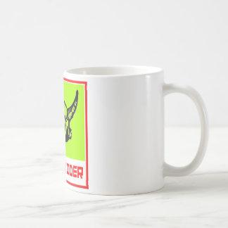 ghost to rider coffee mug