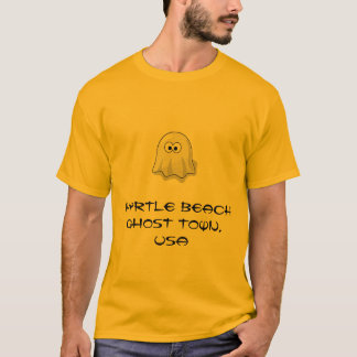 Ghost Town T T-Shirt