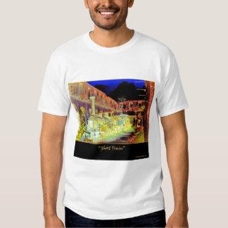 """Ghost Train"" EDUN LIVE Genesis Unisex Standard Tee Shirt"