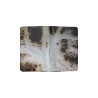 Ghost Tree Pocket Moleskine Notebook