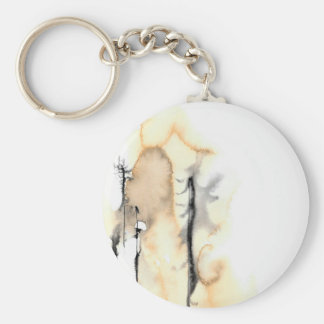 Ghost Trees 1 Key Ring