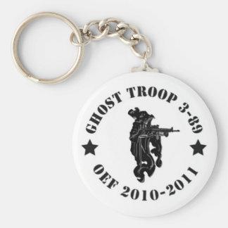 Ghost Troop Key Chain