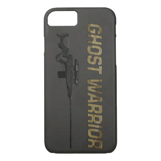 Ghost Warrior iPhone 7 Barely There Phone Case