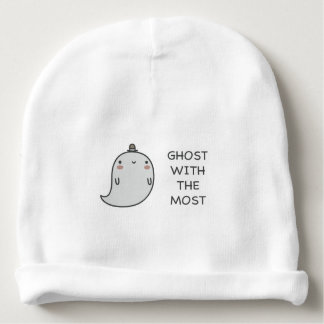 Ghost With The Most Baby Beanie
