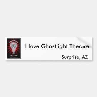 Ghostlight Logo Bumper Sticker