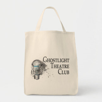Ghostlight Logo Item Grocery Tote Bag