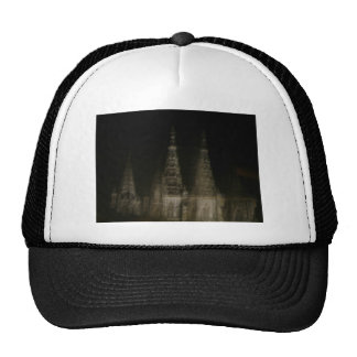 Ghostly cathedral cap