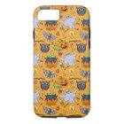 Ghostly Halloween Pattern iPhone 8/7 Case