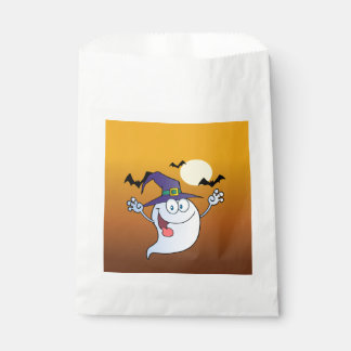 Ghostly Moves Halloween Favor Bags