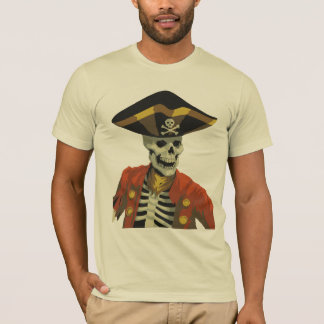 Ghostly Pirate Shirt 1